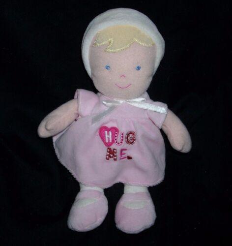 Teddys 27.9cm Just One Jahr CARTER'S Hug Me Blondine Baby Doll Mädchen Plüschtier