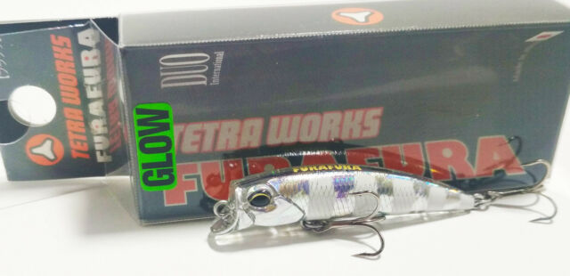 Duo Tetra Works Toto 42s GJA0101 Zebra Glow