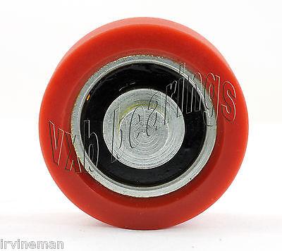 Nylon Window slide Bearing 6x22x16 Miniature Ball Bearings 8393