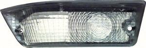 OER 5960532 1968 Pontiac Firebird Front Park Light Lens Right Hand Side
