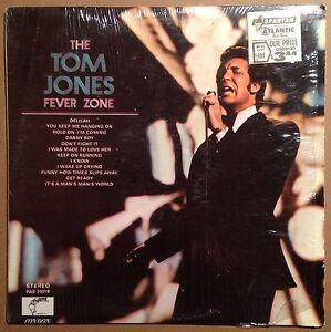 TOM-JONES-THE-TOM-JONES-FEVER-ZONE-PAS-71019-VG-VG