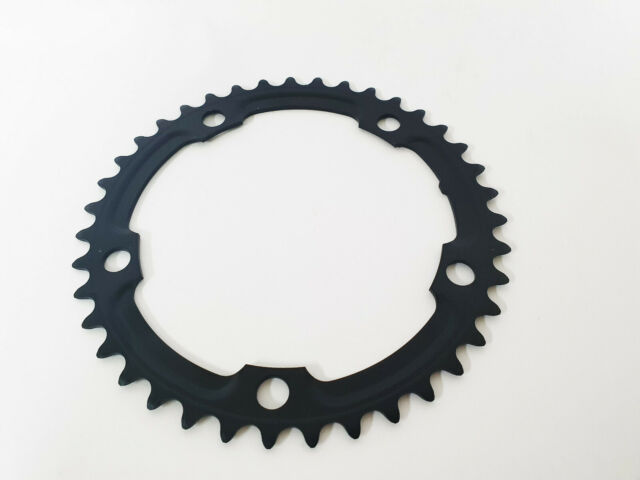 Shimano 105 FC-5700 Replacement Inner Chainring B-Type 130 BCD x 39T Black