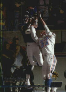 1999 Stadium Club Chrome Previews #C1 Randy Moss - NM-MT