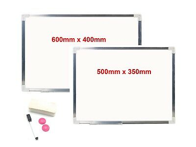 Special Section Aluminium Magnetic Whiteboard Dry Wipe Notice Board For Classroom Office Home Business, Office & Industrial