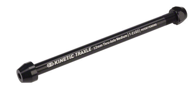Kurt Kinetic 12mm Thru-Axle Traxle - Medium Thread