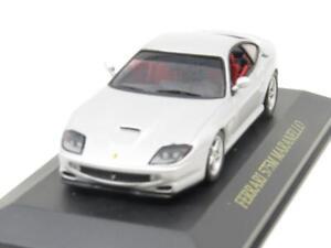 IXO-Models-FER003-Ferrari-575M-Maranello-Plata-1-43-ESCALA-en-Caja