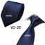 Classic-Red-Black-Blue-Mens-Tie-Paisley-Stripe-Silk-Necktie-Set-Wedding-Jacquard thumbnail 29