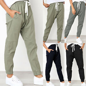 wide selection of designs beauty search for latest Details about Women Baggy Joggers Pants Tracksuit Bottoms Ladies Sweatpants  Gym Sport Trousers