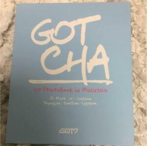 GOT7-GOTCHA-1st-Photobook-in-Malaysia-DVD-photocard-official-goods-md