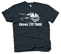 Frank The Tank The T Shirt Funny Army Drinking Tee