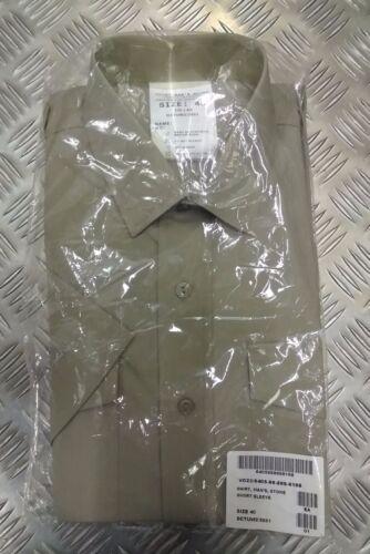 Genuine British Military Issue Womens Shirt Old Pattern Stone Brand New