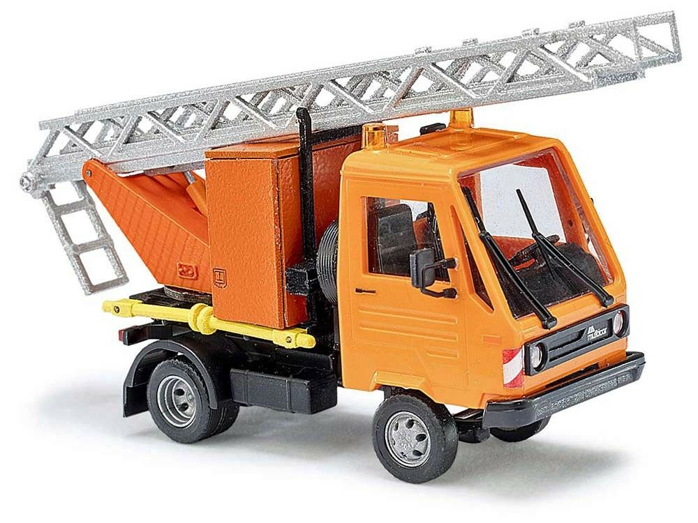 Busch 42223 h0 camions Multicar avec Drehleiter