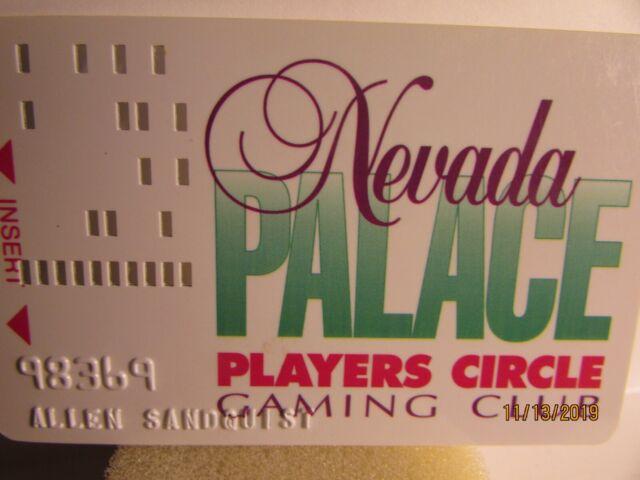 Palace Casino Players Club