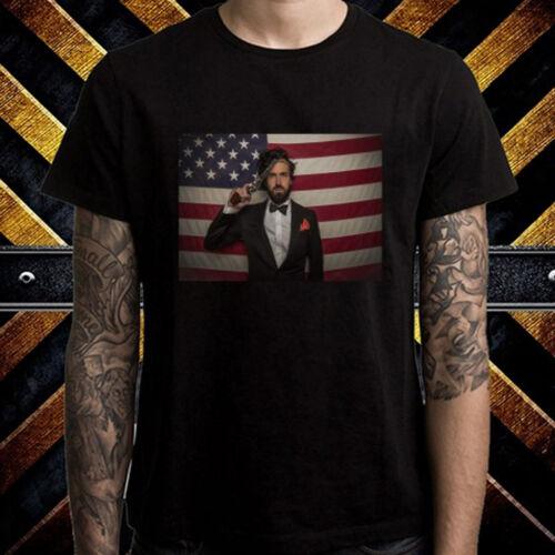 Yelawolf Slumerican American Hip Hop Men/'s Black T-Shirt Size S to 3XL