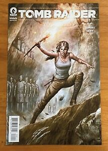 Tomb Raider 1 Darkhorse Comics 1018 Ebay