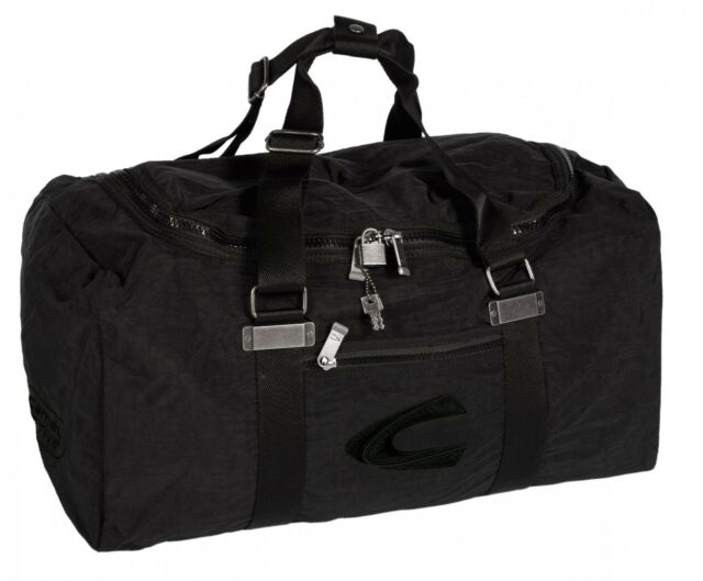 online for sale online shop price reduced Camel Active Journey Travel Bag Sporty 50 Cm Schwarz
