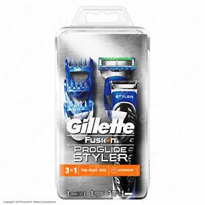 Gillette Fusion ProGlide Styler Regola Barba Rasoio e Rifinitore da Uomo Braun