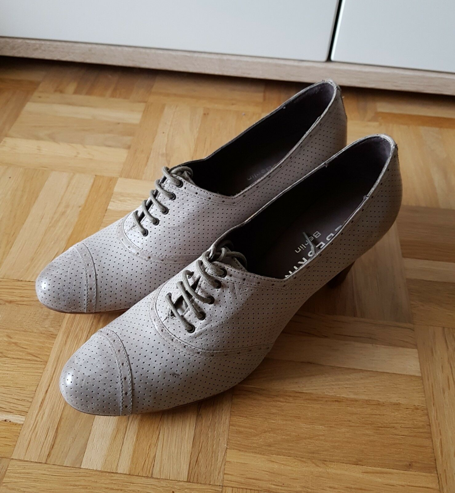 Liebeskind Berlin Pumps grau grau Pumps Leder 41 691583