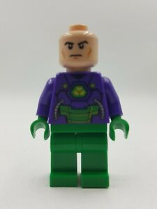 LEX LUTHOR DC COMICS MINI FIGURE USA SELLER PLAY WITH LEGO`S