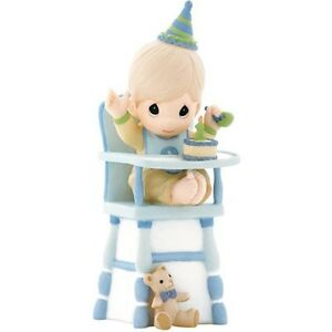 Precious-Moments-Baby-Boy-First-1st-Birthday-Hip-Hooray-You-039-re-One-Today-930021