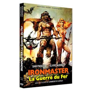 IRONMASTER-La-Guerre-du-fer-DVD-VF