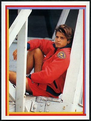 Matt Brody #79 Baywatch Merlin 1993 Sticker C1255 David Charvet