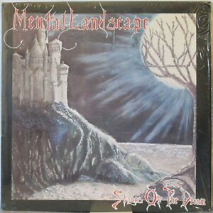 MENTAL LANDSCAPE Stages of the Dream LP Rock/Neo Psych w/ Mae Edwards—in Shrink