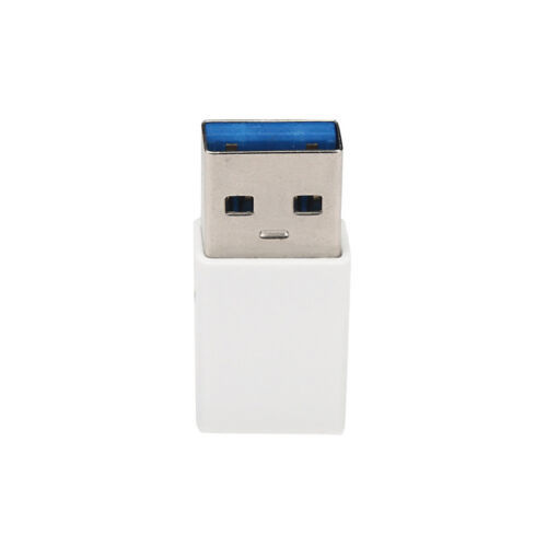 Fast Black USB-C USB 3.1 Type C Female to USB 3.0 Male Port Type-A Card Adapter