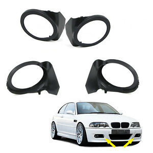 Marcos-para-tapas-de-antiniebla-de-parachoques-M3-para-BMW-E46-Cabrio-Coupe