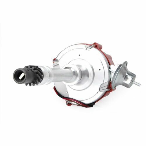 HEI Distributor Assembly 9000RPM MSD For Chevy GMC 350 454 SBC BBC Coil Module