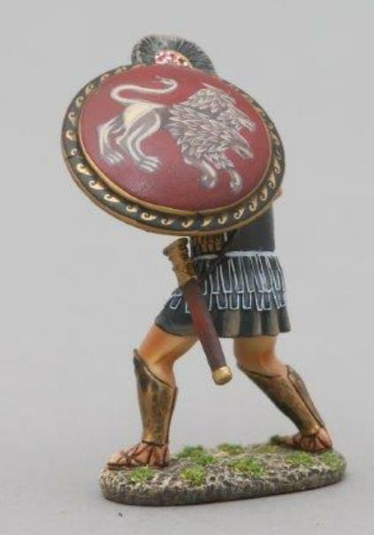 THOMAS GUNN ANCIENT GREEKS & PERSIANS SPA021C THESPIAN WARRIOR 3 HEAD GRIFFI MIB