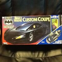 Kenner Batman Returns Bruce Wayne Custom Coupe (1991) Misb