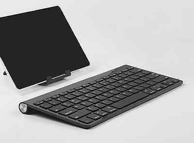Ultra Slim Battery Power Wireless Bluetooth Keyboard for Android IOS Windows Mac