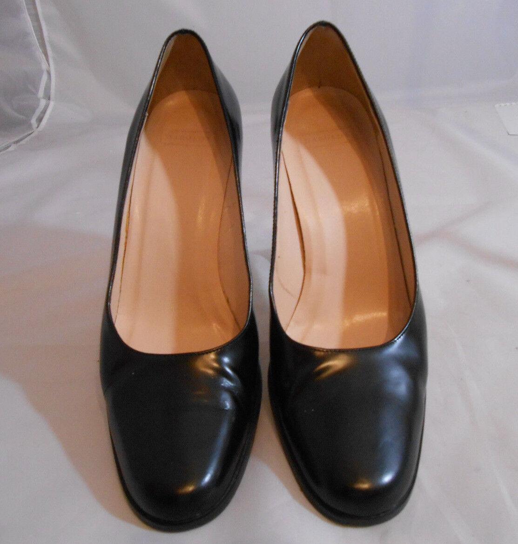 Harold's Black Traditional Slip On 3