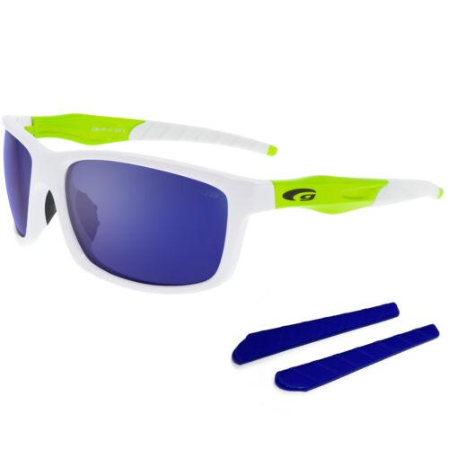 Sonnenbrille mit polarisierenden Scheiben UV400 Schutz vollverspiegelt