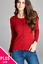 Women-Long-Sleeve-Crew-Neck-Plus-size-Cardigan-Sweater-Knit-Top-1X-2X-3X thumbnail 10