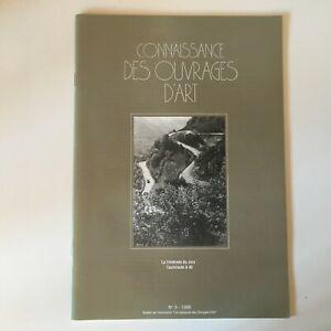 Notiziario Conoscenza Delle Lavori Arte N°5 Incrocio jura Autoraoute A40 1990