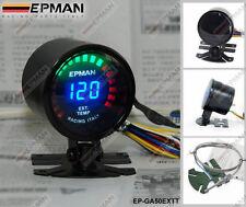 "Epman Racing 52mm 2 ""Digital Analógico Led de gases de escape Temp Calibre Medidor Con Sensor"