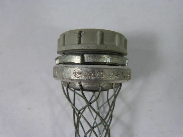 NEW NO BOX * DANIEL WOODHEAD 36503 STRAIN RELIEF CABLE GRIP