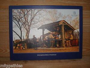 Original-Ravensburger-Puzzle-HUSQVARNA-Ranch-1000-Teile