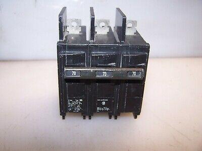 ITE BQ3B070 NEW CIRCUIT BREAKER BOLT-ON 3 POLE 70A 120//240V Box Of 4 SIEMENS
