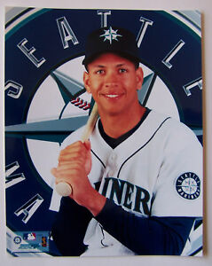 ALEX-RODRIGUEZ-SEATTLE-MARINERS-8X10-PHOTO-PORTRAIT-LICENSED