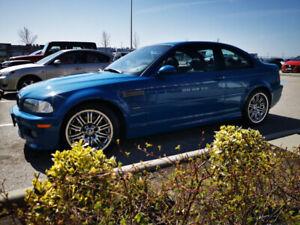 2001 BMW M3 Laguna Seca