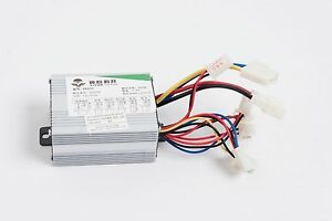 350 Watt 24 Volt Dc Speed Controller Box F Scooter E Bike E Atv Electric Motor Ebay
