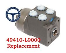 Nissan Forklift 49410 L9000 Replacement Steering Valve New Wtih Warranty