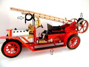Mamod FE1 Fire Engine Mat & Hose Set  ** UNIQUE TO US **