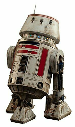 NEW SideShow Star Wars 1 6 Droid of Star Wars R5-D4 from Japan