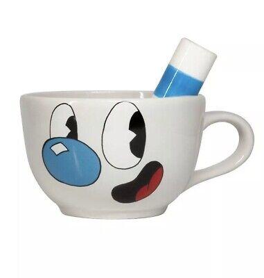 Cuphead Mugman Ceramic coffee mug 18 oz 532 mL