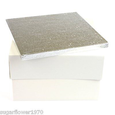 """1//2/"""" Thick Rectangular Party Print Cake Board"""