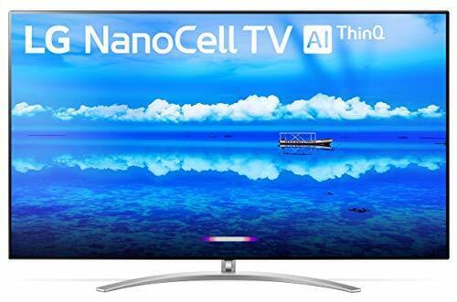 LG 65SM9500PUA Nano 9 Series 65 4K Ultra HD Smart LED NanoCell TV, Black. Available Now for 1199.00